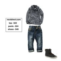 Taylor Joelle Designs: Children's Style Guide - Boys Fall Look
