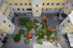 Lagkakehuset, København, SLA