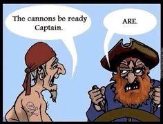 Grammar Pirates.