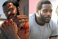 Tyrese Walking Dead | Walking Dead' midseason finale to introduce major character from ...