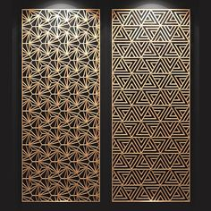 New Wooden Screen Partition House 37 Ideas Laser Cut Panels, 3d Panels, Metal Panels, Wooden Screen, Metal Screen, Window Grill Design, Screen Design, Home Interior, Interior Design Living Room