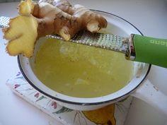 Ginger Tea Recipe Revealed: Dissolves Kidneys Stones, Cleanses Liver and Kills Cancer Cells!!