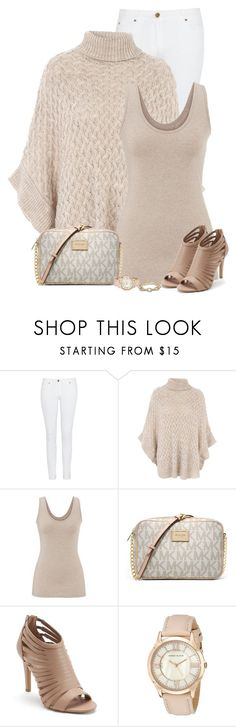 """""""Untitled #500"""" by denise-schmeltzer ❤ liked on Polyvore featuring Michael Kors, Jane Norman, maurices, LC Lauren Conrad, Anne Klein, Sole Society, women's clothing, women's fashion, women and female"""