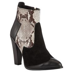 Somerset by Alice Temperley Kings Ankle Boots, Black