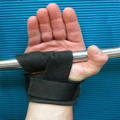 How to Use Weight Lifting Wrist Straps