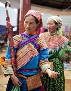 Flower Hmong - Can Cau , Vietnam | jwoodford35 | Flickr