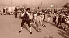Todo un éxito la celebración este año de los carnavales, fuimos de deportistas y terminamos bailando.