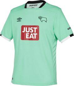 Derby County FC (England) - 2016/2017 Umbro Third Shirt