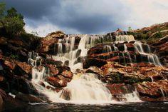 Cachoeira do Moinho, em Milho Verde, município do Serro, MG.