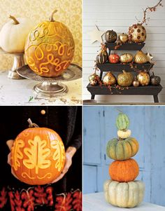 carving/decorating ideas