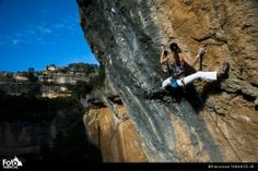 Spain. A pic by Francisco Taranto Jr. from #FotoVertical. #Climbing #Travels