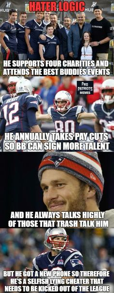 #Patriots #TomBrady