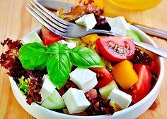 Šopský salát II. Cobb Salad, Salads, Beef, Food, Meat, Essen, Meals, Yemek, Salad