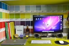Pantone-Inspired Home and Office Decoration