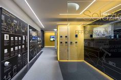 Vimar showroom by Studio Marco Piva, Marostica – Italy