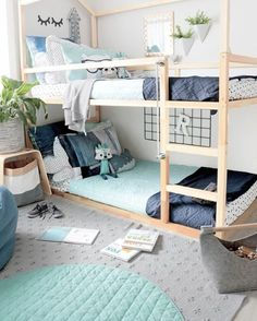5 Genius Ways to Hack an Ikea Kura Bed ikea kura bunk bed Cama Ikea Kura, Ikea Kura Hack, Ikea Hacks, Ikea Bunk Bed Hack, Hacks Diy, Ikea Malm, Ikea Bedroom, Bed Ikea, Bedroom Ideas