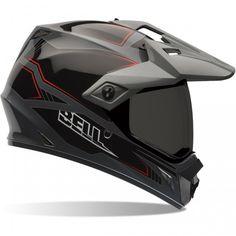 Bell Helmets MX-9 Adventure Blockade Helmet available at Motochanic.com