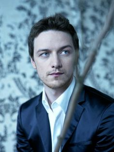 """James McAvoy - """"Basically, every actor I've ever played, I've based entirely on internal conflict. And I love doing that, because I think it's very human."""""""
