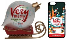 Commemorative Merchandise For Mickey's Very Merry Christmas Party 2015 at Magic Kingdom Park «  Disney Parks Blog