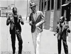 Rare footage of Fred Astaire with The Nicholas Brothers. (open; click to play)