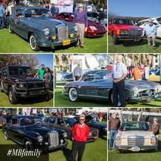We recently met some amazing members of the #MBfamily at the Amelia Island Concours D'Elegance–and we'd love to meet you. Post a photo of you and your Mercedes-Benz to our wall with #MBfamily.