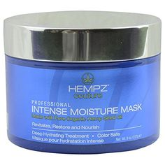HEMPZ by Hempz COUTURE INTENSE MOISTURE MASK 8 OZ for UNISEX Package Of 4 -- Click on the affiliate link Amazon.com on image for additional details.