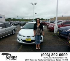 https://flic.kr/p/HfdBh7 | #HappyBirthday to Natalie  from Roy Oates at Texoma Hyundai! | deliverymaxx.com/DealerReviews.aspx?DealerCode=L967