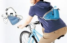 $5 for a Triangle Shaped Cyclist Backpack - Taxes Included ($19 Value)