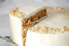 Classic Carrot Cake with Cream Cheese Icing - The Sweet Rebellion Cream Cheese Icing, Cake With Cream Cheese, No Bake Desserts, Just Desserts, Delicious Desserts, Cupcake Cookies, Cake Recipes, Sweet Recipes, Dessert Recipes