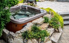 Disguised hotub