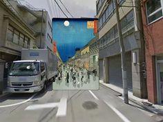 刚刚满 10 岁的 Google 街景,如何成为艺术家们的灵感缪斯?_设计_好奇心日报