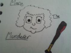 Mary and her baseball bat
