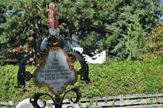 Museumsfriedhof in Kramsach/Tirol