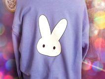 Limiterter Pullover Bunny