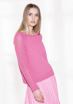 Lana Grossa PULLOVER Only Cotton - FILATI COLLEZIONE No. 2 - Modell 9 | FILATI.cc WebShop