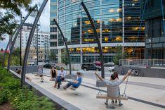 Triangle Plaza, Denver, Colorado