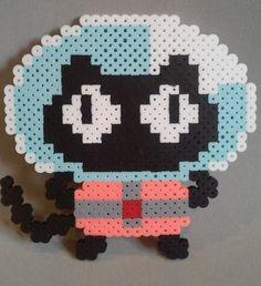 Cookiecat Steven Universe perler beads by ShiningArmor316
