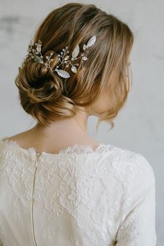 268 Best Bridal Hair Accessories & Headpieces images in 2019