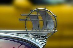 plymouth hood ornament | 1936 Plymouth Hood Ornament | Flickr - Photo Sharing!