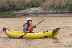 Here is a list of the top 10 things paddlers should wear or have while kayaking or canoeing while paddling a kayak or canoe.