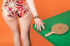Ode to Procrastination: Shot by Aleksandra Kingo. To see more of her work go to www.angelawoods.com