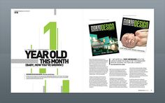 Modern Design Magazine ::: 1 Year Anniversary by Rolando S. Bouza, via Flickr