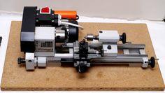 Drehbank Emco Unimat 3 Drehmaschine Selten Benutzt Inkl Umfangreichem Zubehör | eBay