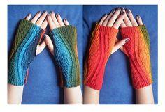Ravelry: janie2969's wristwarmer