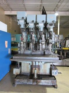 Image result for 4 head drill press