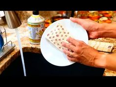 This video is another item from our new Kitchen Set which includes a umpaper towel, dish drying mat and an unsponge. Today we're going to do the sponge which is very easy and very useful. We want to re-use whatever you already have at home. i.e patchwork, old hand towels old cloths, etc. If you don'... Kitchen Sets, New Kitchen, Zero Waste, Easy Projects, Sewing Projects, Dish Drying Mat, Old Towels, Old Hands, Biodegradable Products