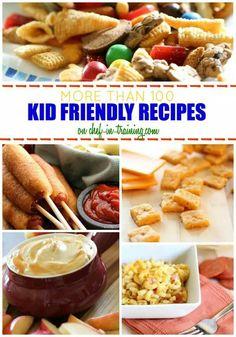 Kid recipes