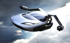 The car that really flies