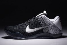 A Closer Look at the Nike Kobe 11 Black White f510d80aa