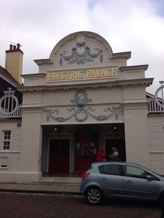 Electric Palace Cinema in Harwich, Essex